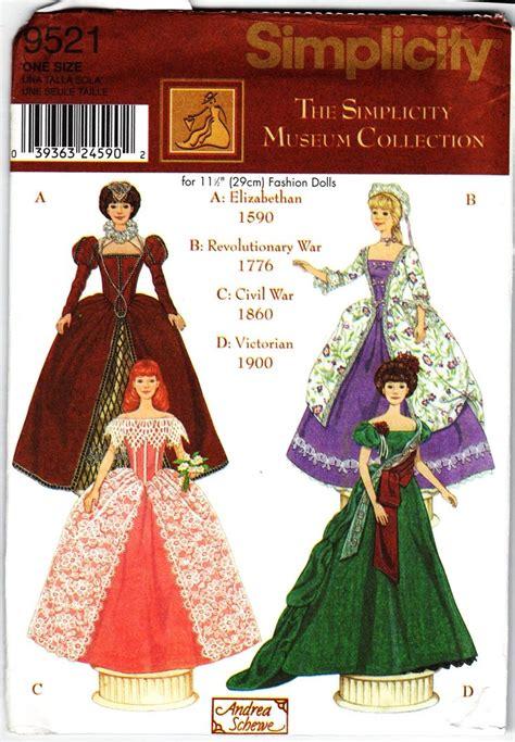 barbie sewing patterns on pinterest barbie patterns 92 best barbie sewing pattern collection images on