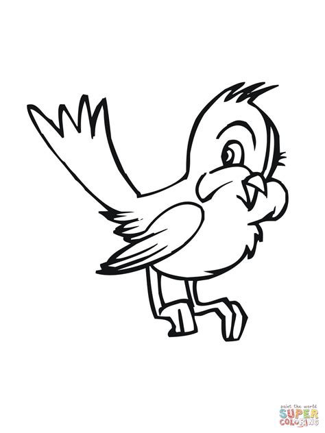 bluebird pastel coloring pages print coloring