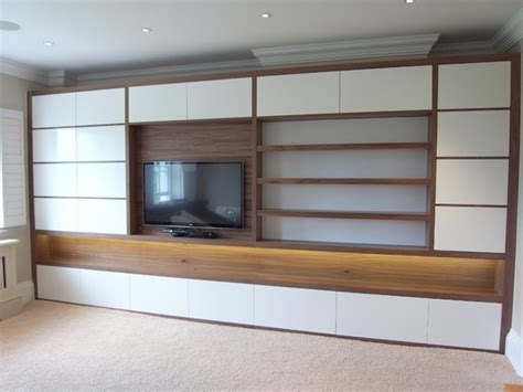 Fitted Furniture Living Room by Northaw Fitted Furniture