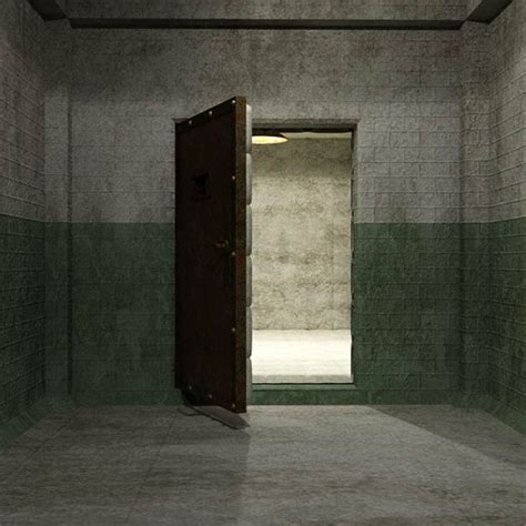 Room Design Software Free eerie asylum cell extended license 3d models extended