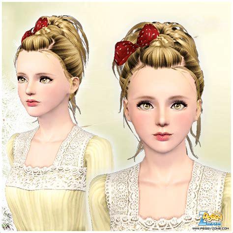 sims 3 princess hair file peggyzone sims3 f fhair194 1 b jpg simswiki