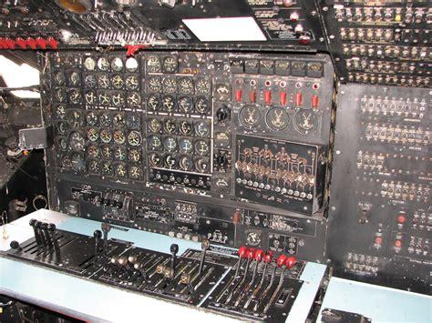 file douglas c 124 globemaster ii flight engineer station