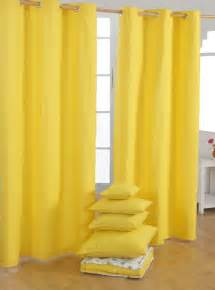 Yellow Blackout Curtains Nursery 5 Type Yellow Curtains Auto Sangers