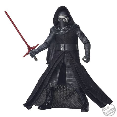idle official images of hasbro s wars the awakens line
