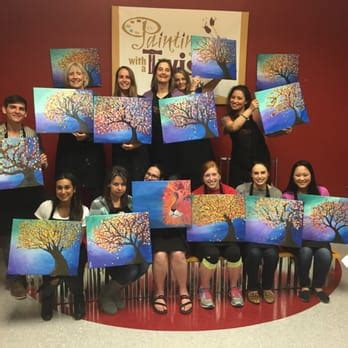 paint and twist dallas painting with a twist 18 photos paint sip 819 w