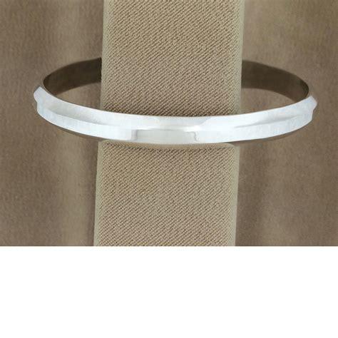 flat top plain cuff bracelet