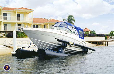boat lift air airberth latendence
