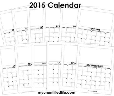 printable calendar gift 2015 calendar printable free printable calendar gifts