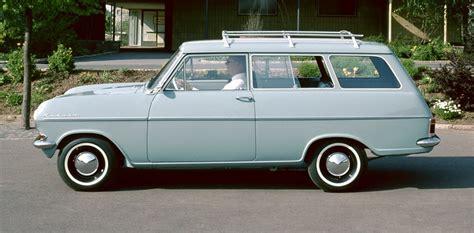 Opel Kadett Wagon A Brief History Of Opel S Compact Station Wagons