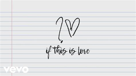 what is love mp ruth b if this is love lyric youtube