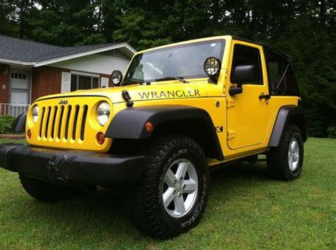 2008 Jeep Wrangler Lifetime Powertrain Warranty Find Used 2008 Jeep Wrangler X Sport Utility 2 Door 3 8l