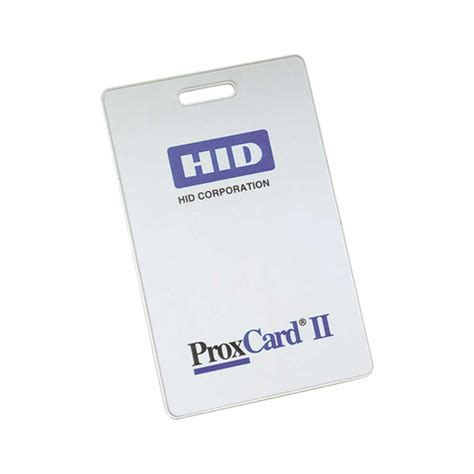 1324 printable adhesive label hid prox card ii off the shelf proximity access card hid