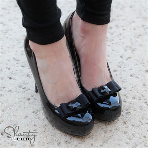 diy shoe clip shoe diy shanty 2 chic