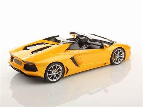 Lamborghini Aventador Roadster Colors Lamborghini Aventador Lp700 4 Roadster 1 18 Mr