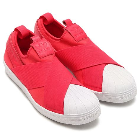 Adidas Slip On Baby Pink atmos rakuten global market adidas originals superstar slipon w pink pink