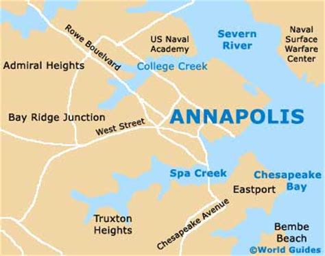 maryland map annapolis annapolis maps and orientation annapolis maryland md usa