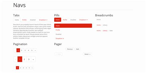 templates without bootstrap 10 free minimal bootstrap framework starter templates