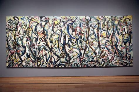 jackson pollock s overnight success was a lot like most
