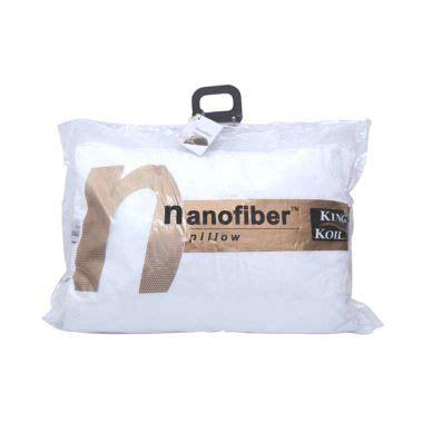 King Koil Nanofiber Pillow Firm jual king koil nanofiber pillow firm harga kualitas terjamin blibli