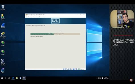 video tutorial kali linux tutorial proces de instalare kali linux 1 ramonnastase ro