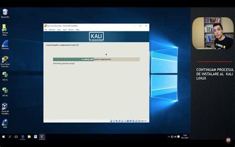 tutorial of kali linux tutorial proces de instalare kali linux 1 ramonnastase ro