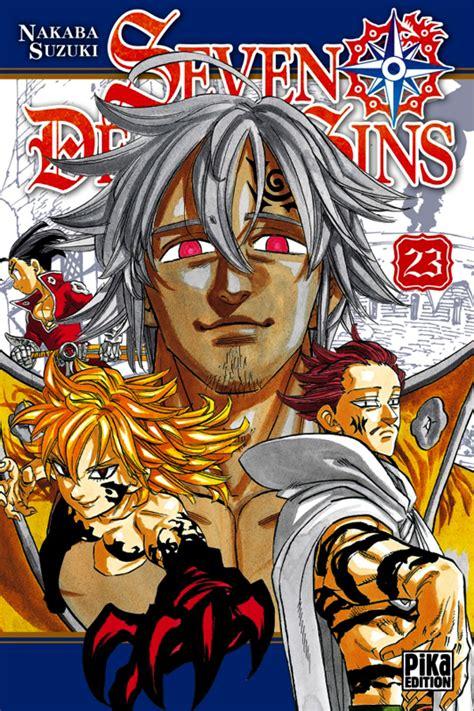 Seven Deadly Sins 6 10 Nakaba Suzuki seven deadly sins nakaba suzuki shonen bdnet