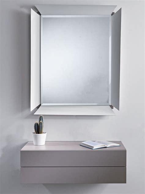 mobile d ingresso moderno due b mobile ingresso con due cassetti e specchio
