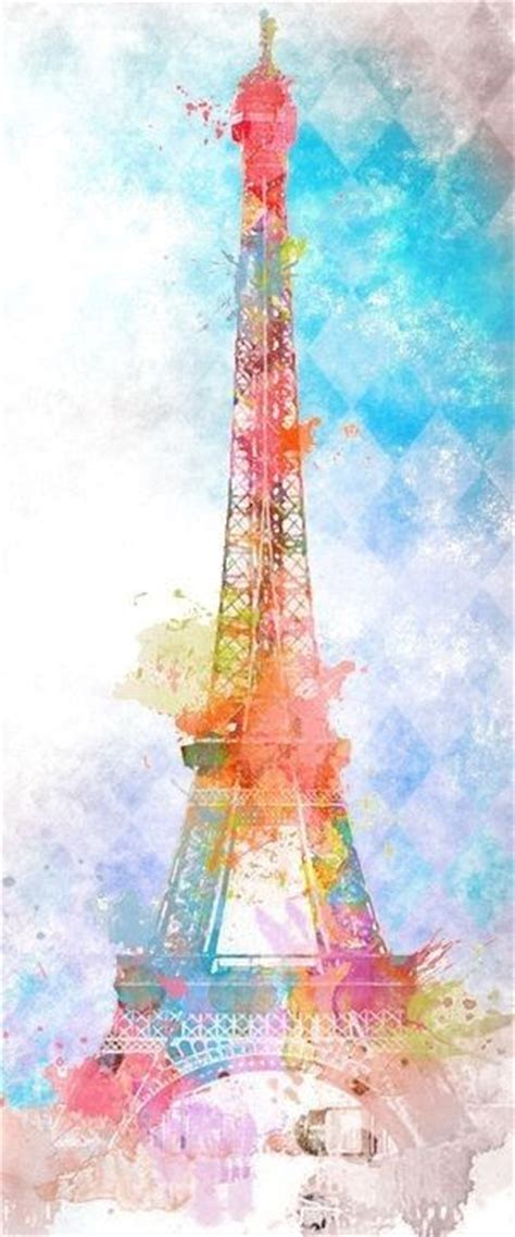 the eiffel tower color therapy