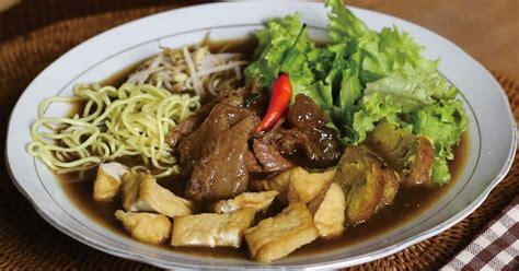 membuat tahu campur surabaya resep masakan indonesia