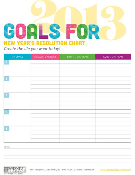 new year s stationary printable search results for new year s resolution worksheet
