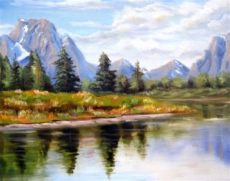Landscape Pictures Painting Popular Landscaping Landscape Genre And Landscape