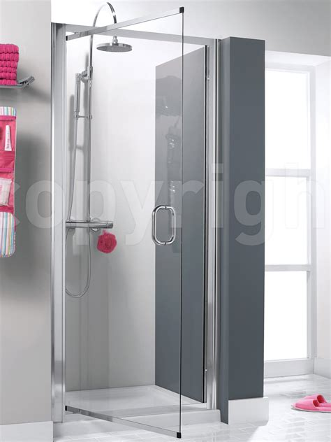 Shower Door Pivot Simpsons Supreme 900mm Luxury Pivot Shower Door