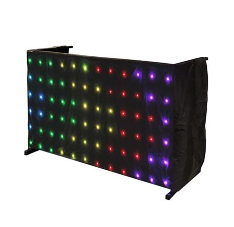 dj table cover dj booth table cover decorative table decoration