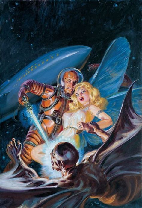 space science fiction super b01huc3vxi 26 best retro sci fi images on space space age and pulp art