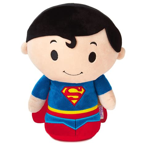itty bittys 174 biggys superman stuffed animal itty bittys