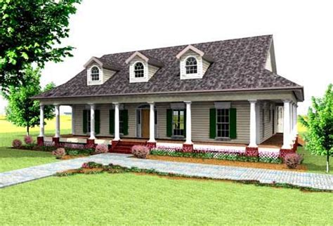 country bungalow house plans country style house plans 2123 square foot home 1 story 3 bedroom and 2 bath 2 garage