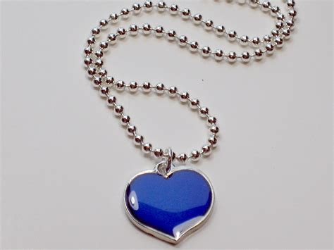mood necklaces colors mood necklace color meanings chart