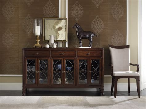 hooker furniture dining room palisade rectangle dining hooker furniture dining room palisade buffet 5183 75900