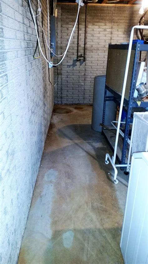 midamerica basement systems basement waterproofing photo