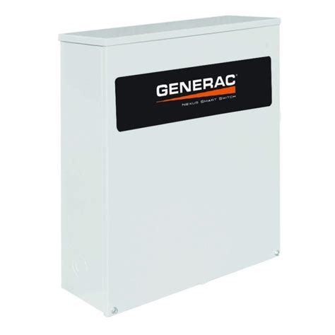 generac 120 208 volt 200 indoor and outdoor transfer