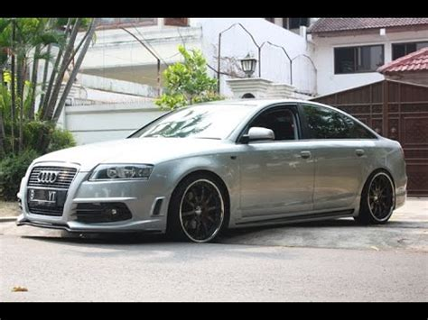Audi A6 C6 Tuning by Audi A6 S6 C6 Tuning Youtube