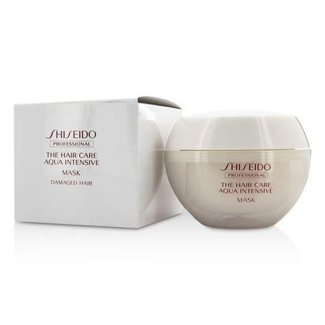Shiseido Aqua Intensive shiseido the hair care aqua intensive mask damaged hair