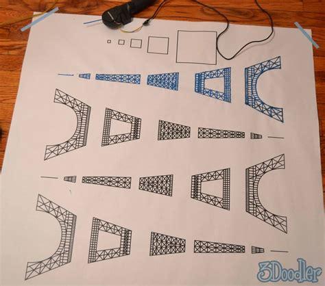 3d printer pen stencils 3doodler the world s first 3d printing pen pantech blog