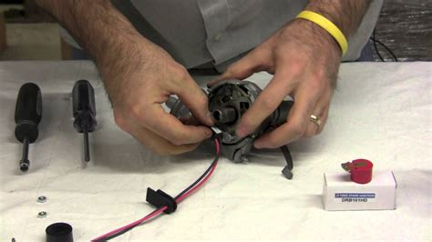 pertronix ignitor install lucas  distributor youtube