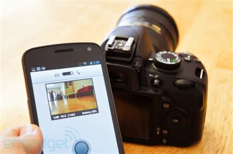 Wifi Nikon D3200 nikon wu 1a wireless mobile adapter for d3200 review using android as a remote trigger