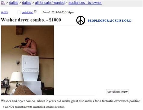 Craigslist Co In don t buy a washer dryer combo from craigslist