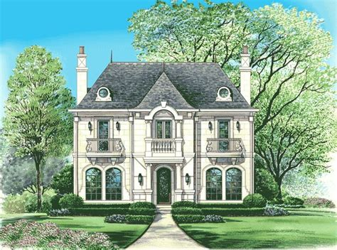 luxury home plans for narrow lots 1000 images about house plans medium to ginormous on
