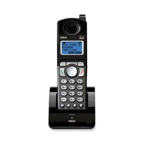 rca cell phone rca 25055re1 cordless phone handset quickship
