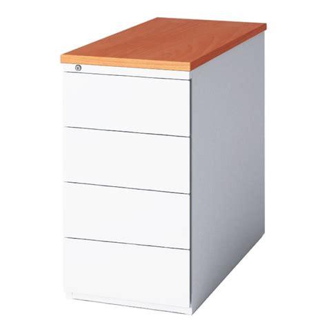bureau d 騁ude cvc caisson hauteur de bureau 4 tiroirs caisson m 233 tallique