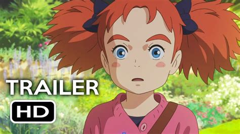 filme schauen mary and the witch s flower mary and the witch s flower trailer 1 2017 animated